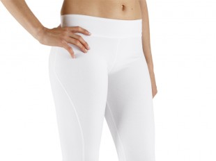 Yoga Legging 95% coton Bio et 5% Lycra - Blanc   Chin Mudra SAS ... cb81ec550d4a
