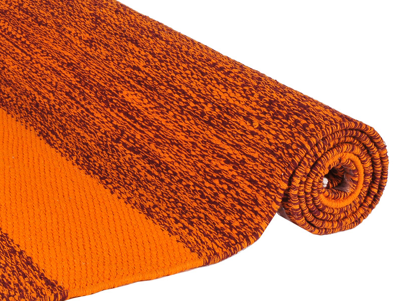 tapis de yoga taj 100 coton bio 2 m x 66 cm x 5mm bordeaux safran chin mudra sas france. Black Bedroom Furniture Sets. Home Design Ideas