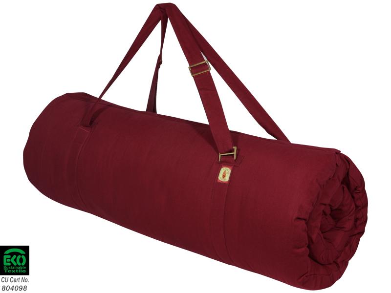 100  organic cotton massage mat   200cm x 160cm   burgundy futon massage   furniture shop  rh   ekonomikmobilyacarsisi