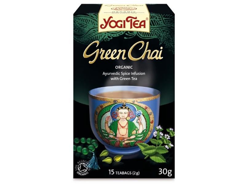 Organic licorice t-bags in 17bags from yogi tea