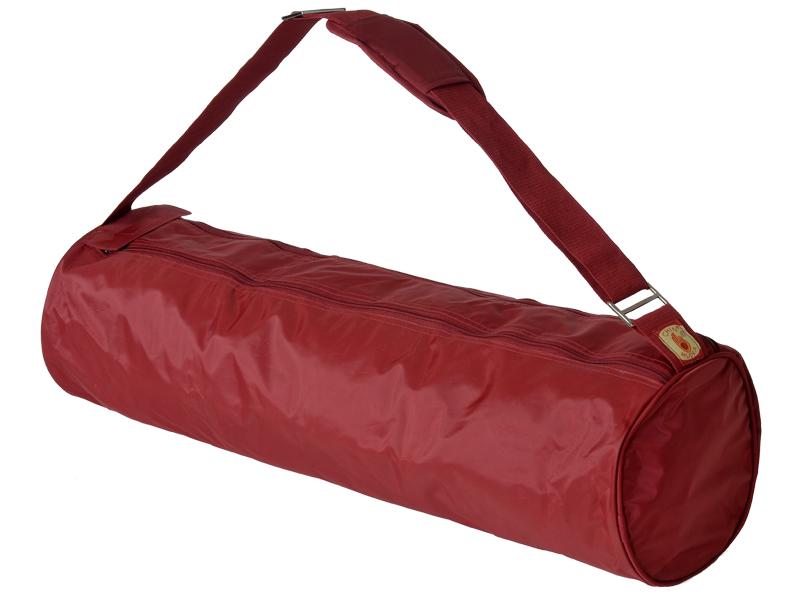 Sac u00e0 tapis de yoga Urban-Bag 70cm X 20cm - Bordeaux ...