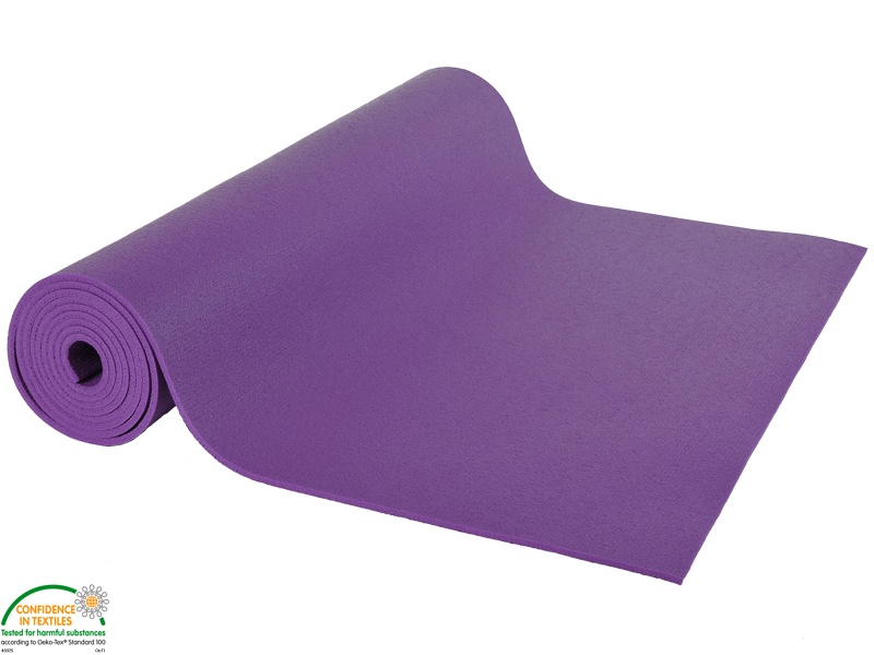 tapis de yoga large mat violet chin mudra sas france accessoires yoga. Black Bedroom Furniture Sets. Home Design Ideas
