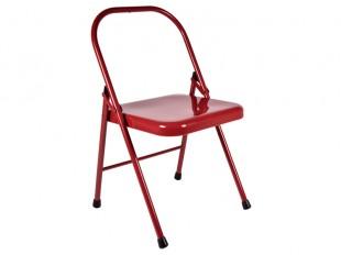 chaise de yoga 1 barre bordeaux chin mudra sas france accessoires yoga. Black Bedroom Furniture Sets. Home Design Ideas