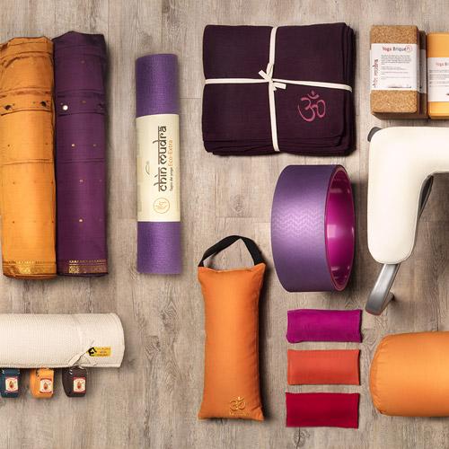 Chin Mudra Tapis De Yoga Accessoires Et Vêtements De Yoga