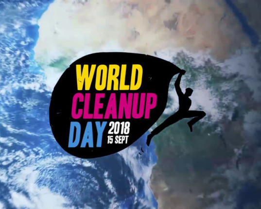 World CleanUp Day : La journée mondiale de nettoyage de la planête !