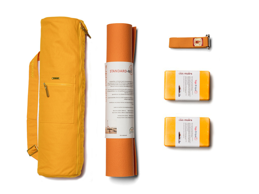 Kit Standard Mat 3mm Couleur Orange Safran
