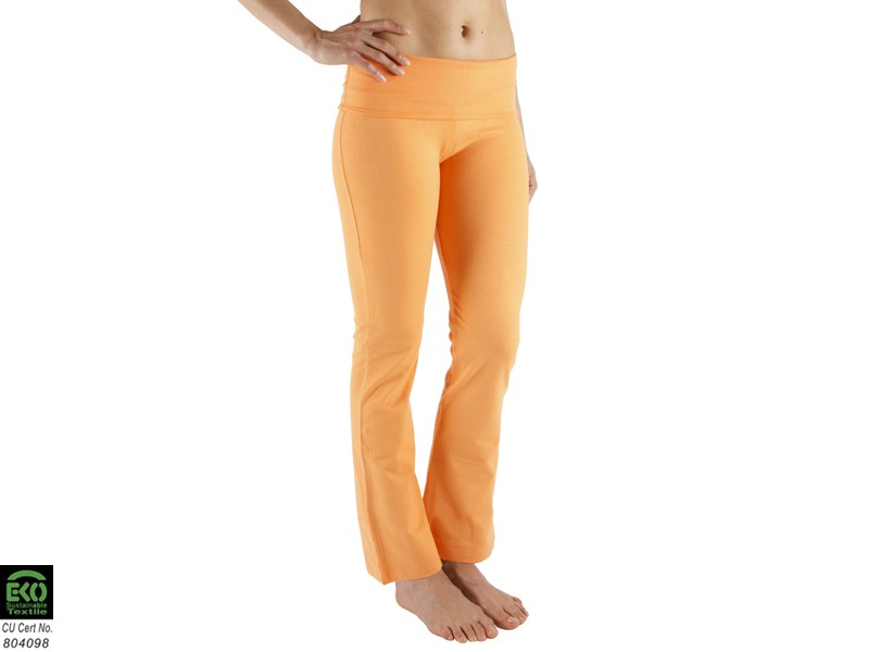 Pantalon de yoga Jazz - 95% coton Bio et 5% Lycra Mango - Vêtements ... 659a8b32cacb