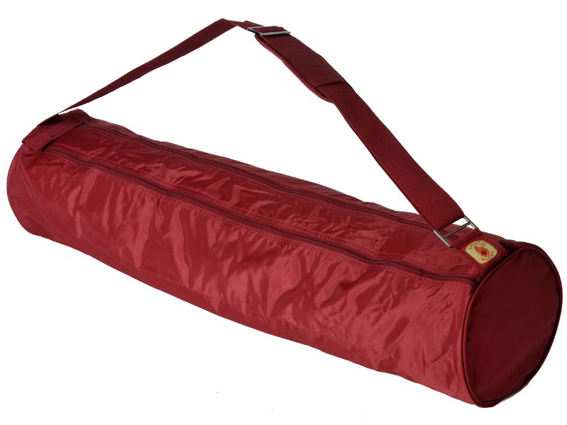 Sac à tapis de yoga Urban-Bag 91cm X 22cm Bordeaux