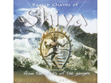 Sacred Chants of Shiva -CD