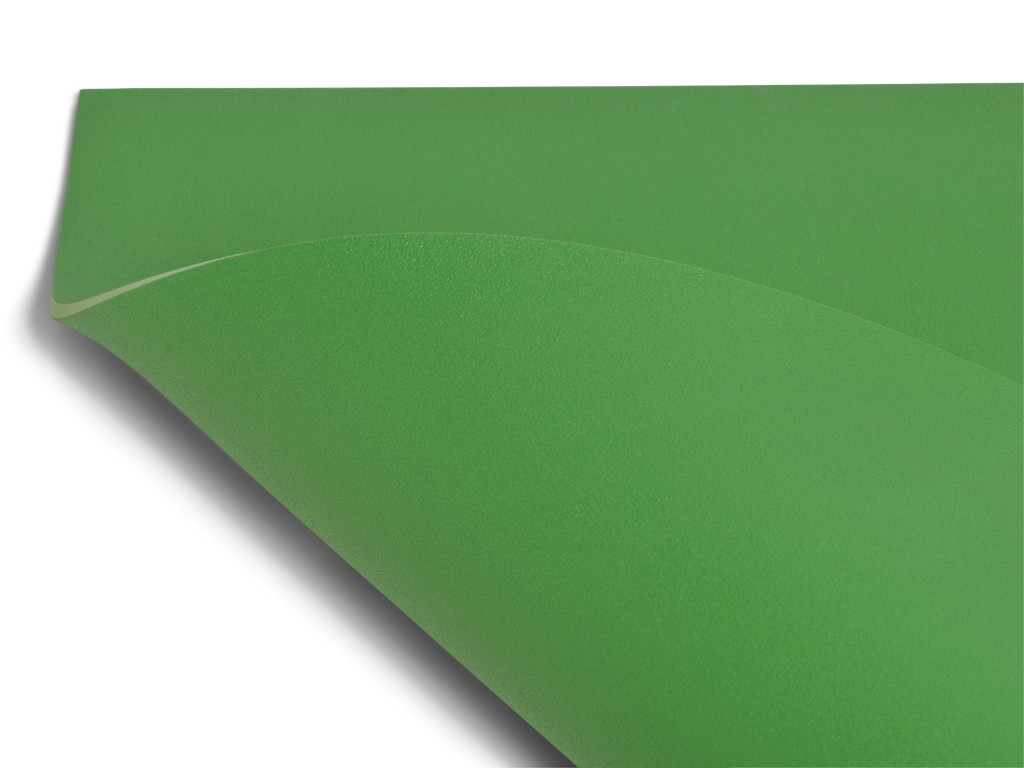 Tapis de yoga Excellence Mat 100% Latex - 6mm Vert