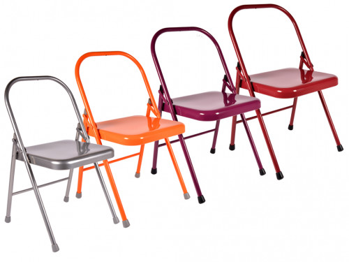 Chaise de Yoga 1 barre Lot de 5
