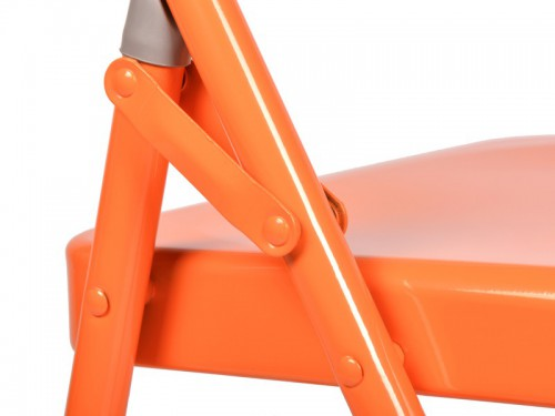 Article de Yoga Chaise de Yoga 2 barres Orange