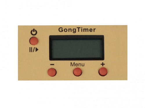 Article de Yoga Gong Timer Sycomore