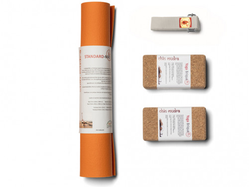 Kit Standard Mat 4.5mm Couleur Orange Safran