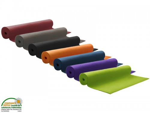 Article de Yoga Tapis de yoga Standard-Mat -60cm x 3mm x 180cm Lot de 10