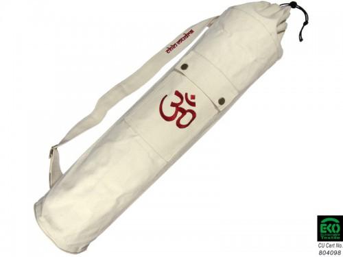 100 Organic Cotton Chin Mudra Mat Bag 71cm X 15 Cm Natural Chin