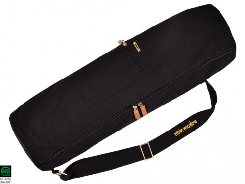 Sac à tapis de yoga Large-Bag 72cm X 22cm Noir