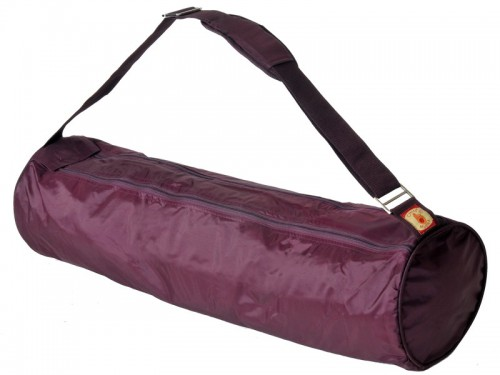 Sac à tapis de yoga Urban-Bag 70cm X 20cm Prune