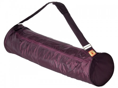 Sac à tapis de yoga Urban-Bag 91cm X 22cm  - Prune