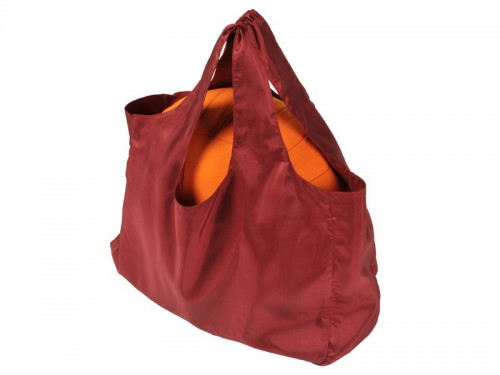 Article de Yoga Sac à Zafu 52cm X 38cm - Bordeaux