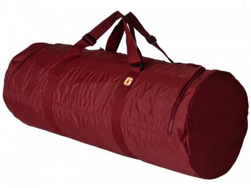 Sac de transport pour Futon de massage 148cm Bordeaux