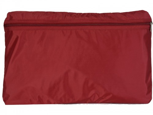 Article de Yoga Sac de transport pour Futon de massage 168cm Bordeaux