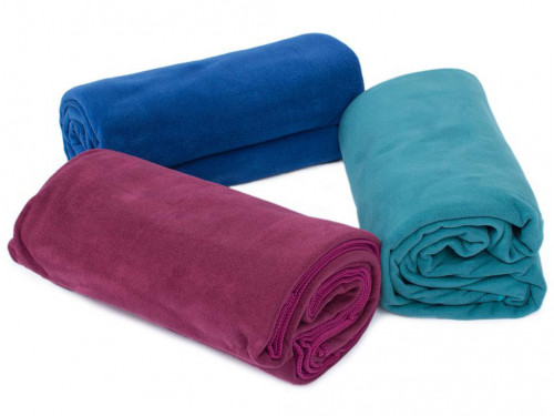 Article de Yoga Serviette de yoga NO SWEAT L - 185cm x 68cm 3 Couleurs