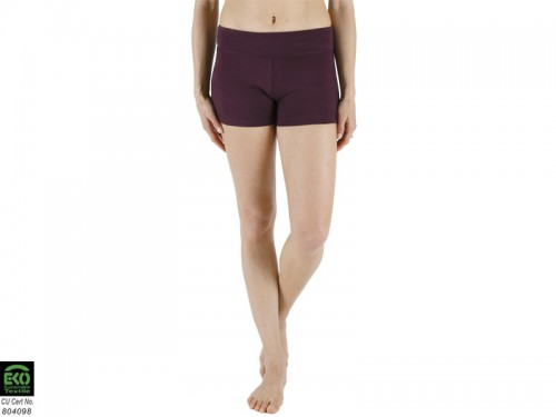 95 Lycra de Yoga Short 5 Bio Prune et yoga coton Article de wfUXv7wq
