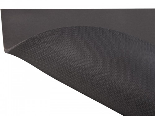 Article de Yoga Tapis de Yoga Eco-Mat - 183cm x 61cm x 6mm Latex Gris