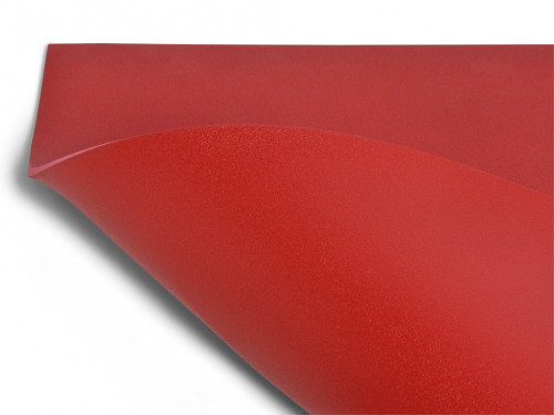 Article de Yoga Tapis de yoga Excellence Mat 100% Latex - 4,5mm Bordeaux