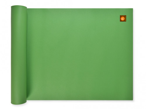 Tapis de yoga Excellence Mat 100% Latex - 4,5mm Vert