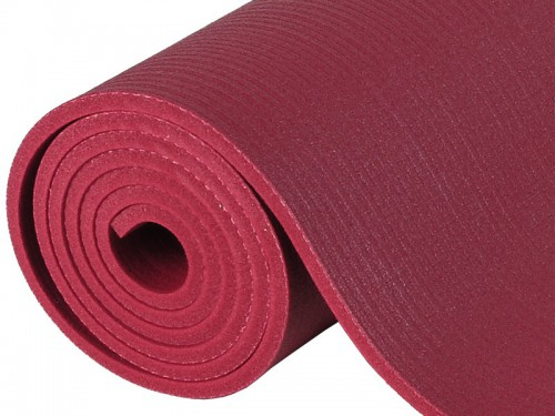 Article de Yoga Tapis de Yoga Extrem-Mat - 200cm x 60cm x 6.4mm Bordeaux
