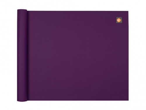 Tapis de yoga Travel-Mat - Prune 185 cm x 65 cm x 1,3 mm