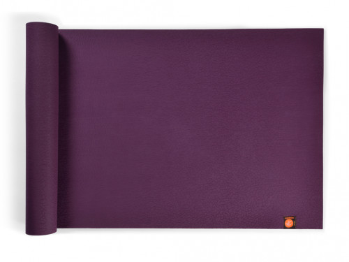 Article de Yoga Tapis de yoga Tri Mat - Prune 183cm x 61cm x 4mm
