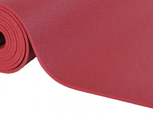 Article de Yoga Tapis Standard-Mat 183cm/220cm x 60cm x 4.5mm Bordeaux
