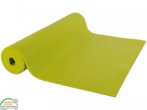 Article de Yoga Tapis Standard-Mat 220cm x 60cm x 4.5mm Citron Vert