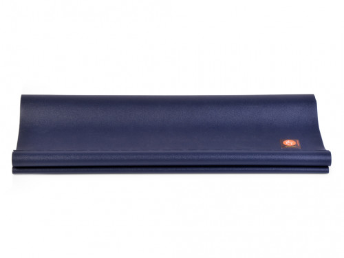 Article de Yoga Tapis de yoga Travel-Mat - Bleu 185 cm x 65 cm x 1,3 mm