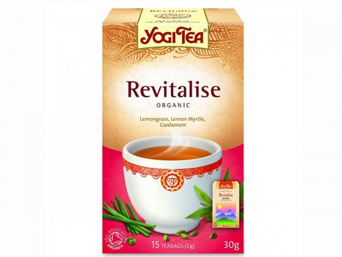 Tisane Ayurvédique Revitalize Tea (renforce et redonne de l'énergie) 30gr