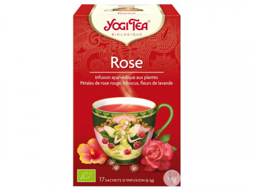 Tisane Ayurvédique Rose 30gr