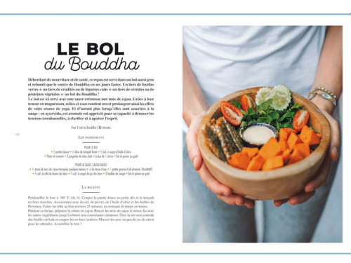 Article de Yoga Yogi Food Clémentine Erpicum