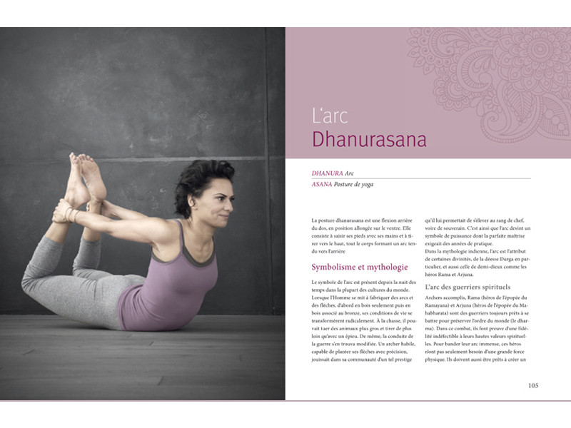 Yoga Perfectionnement Docteur Ronald Steiner / Anna Trökes